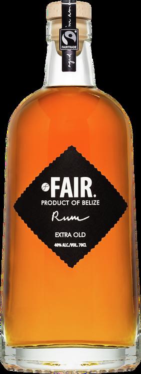Bouteille de rum Fair Belize XO