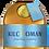 Bouteille de whisky Kilchoman 2010 Vintage