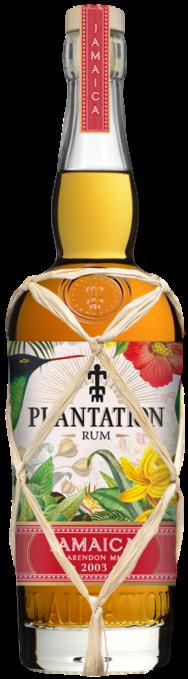 Bouteille de Plantation Rum 2003 Jamaïca