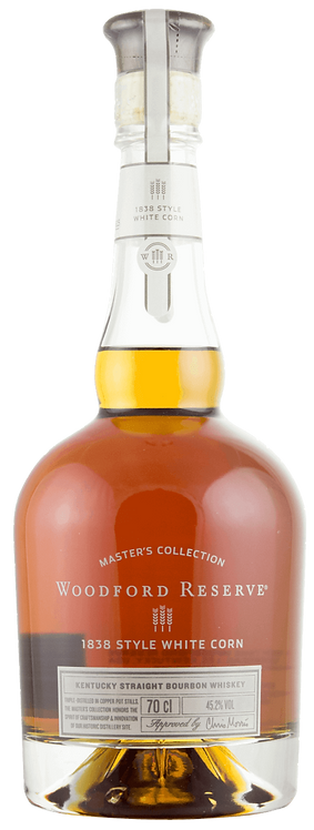 Bouteille de whisky Woodford Reserve White Corn