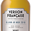 Bouteille de whisky GLANN AR MOR 2010 Version Française