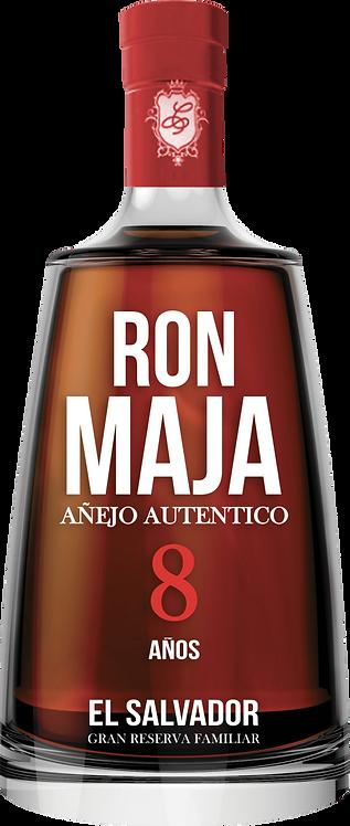 Bouteille de rhum Ron Maja 8 Ans