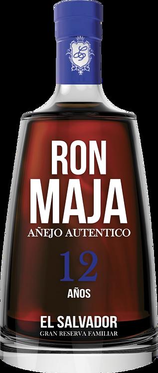 Bouteille de rhum Ron Maja 12 Ans