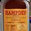 Bouteille de rhum Hampden Overproof