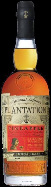 Bouteille de rhum Plantation Rum Stiggins Fancy Pineapple