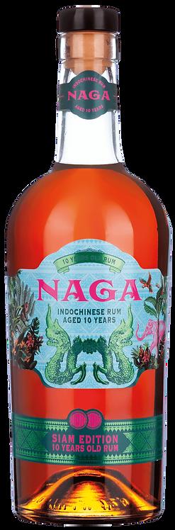 Bouteille de rhum Naga Edition Limitée Siam
