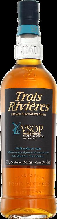 Bouteille de rhum Trois Rivières VSOP réserve spéciale