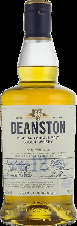 Bouteille de whisky Deanston 12 ans