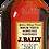 Bouteille de rhum J. Bally 2002