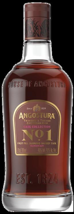Bouteille de rhum ANGOSTURA N°1 Cask Collector Oloroso Sherry Cask 3ème Edition