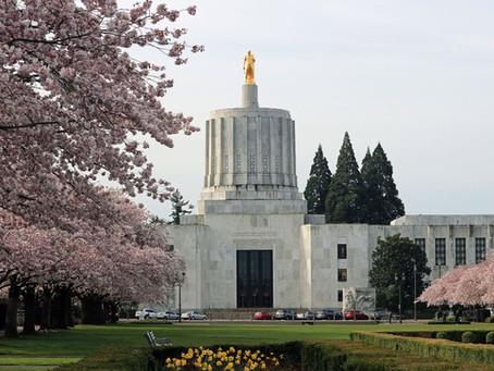 Climate (and Oregon) Win in the State Legislature!