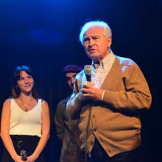 Eugenio Inchausti con Cuerdos Vocales