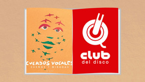 """Club del Disco reseña """"Sueños y Miradas"""""""
