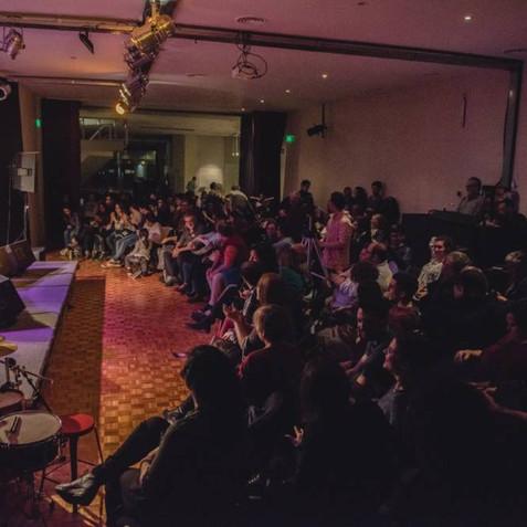 Cuerdos Vocales en Espacio Tucumán