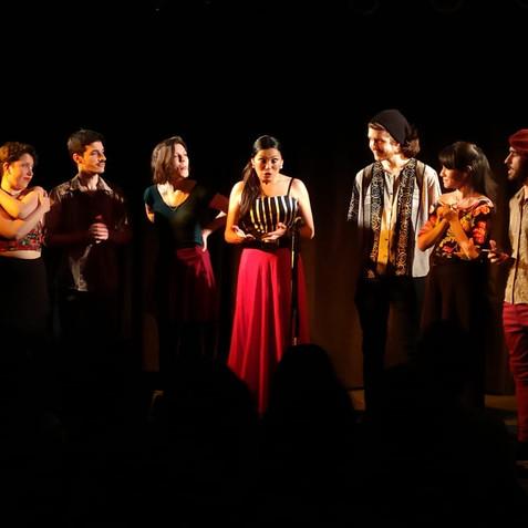 Cuerdos Vocales con La Charo