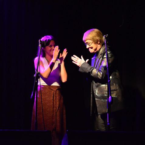 Cuerdos Vocales con Teresa Parodi