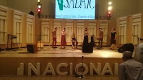 Concierto de Cuerdos Vocales en Radio Nacional Folklorica