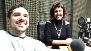 """Entrevista a Gastón Dvoskin por La Negra Chagra en """"El canto y la palabra"""""""