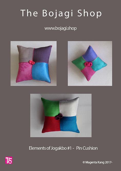 Kit 1 - Pin Cushion