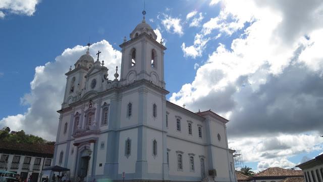Catedral Metropolitana de Santo Antônio    Diamantina - MG