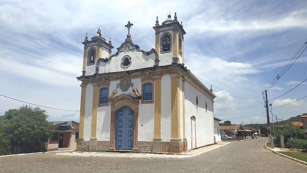 Igreja de Santo Antônio - Itatiaia MG