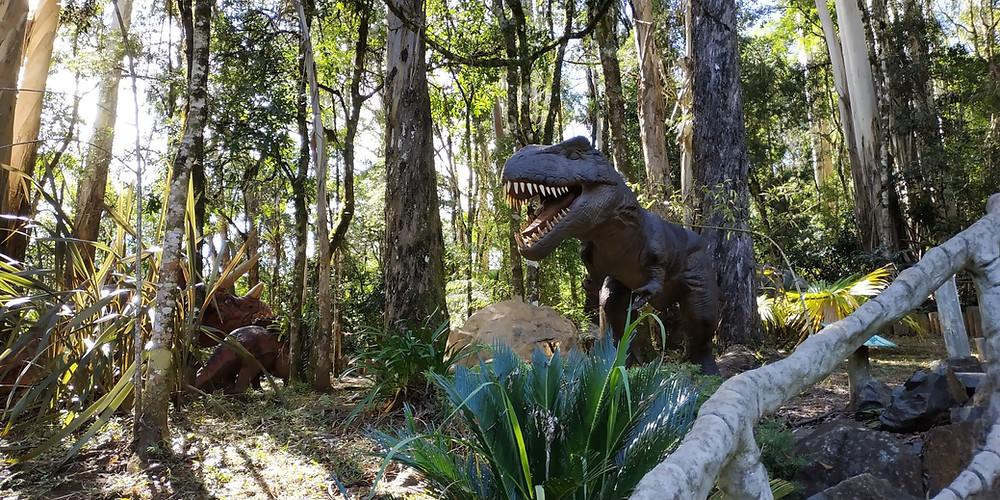 Vale dos Dinossauros - Gramado RS