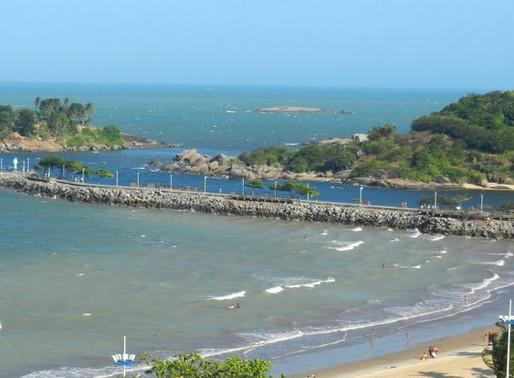 Pier de Iemanjá - Vitória