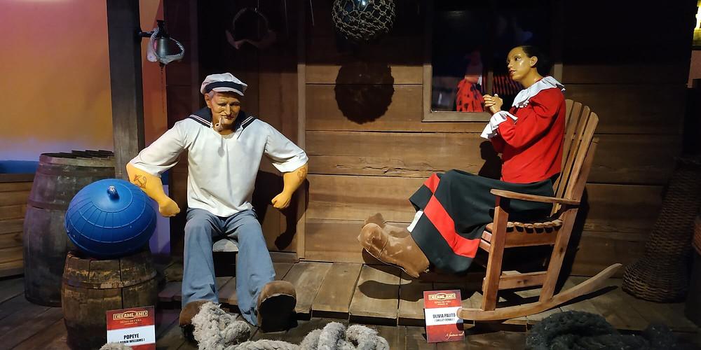Museu de cera, Gramado, Popeye