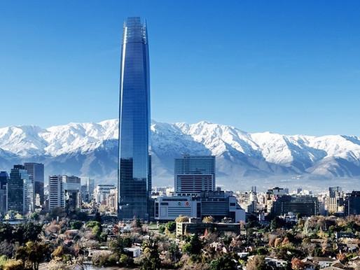 Férias no Chile - resumão