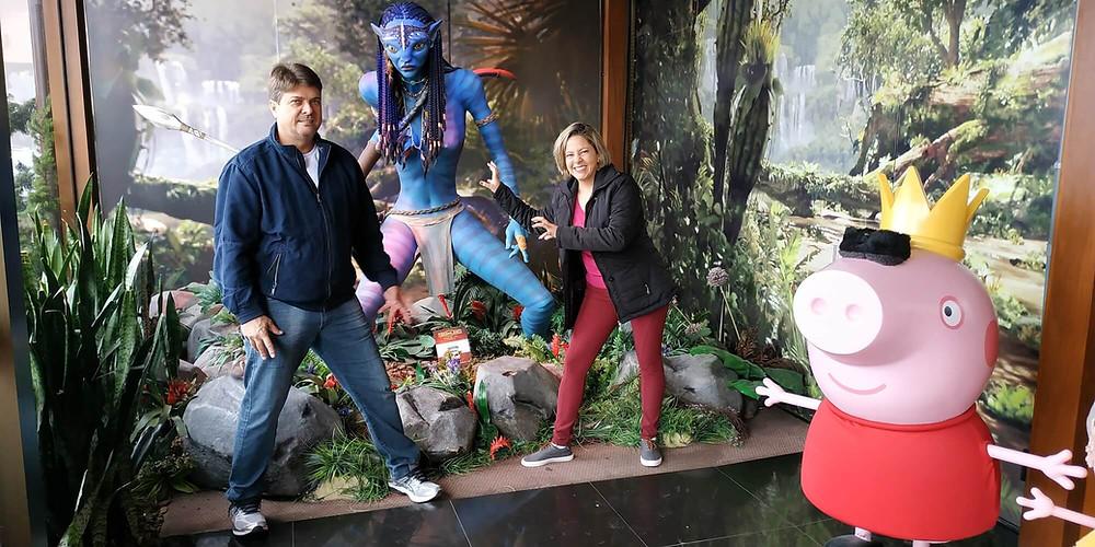 Museu de cera, Gramado, Avatar