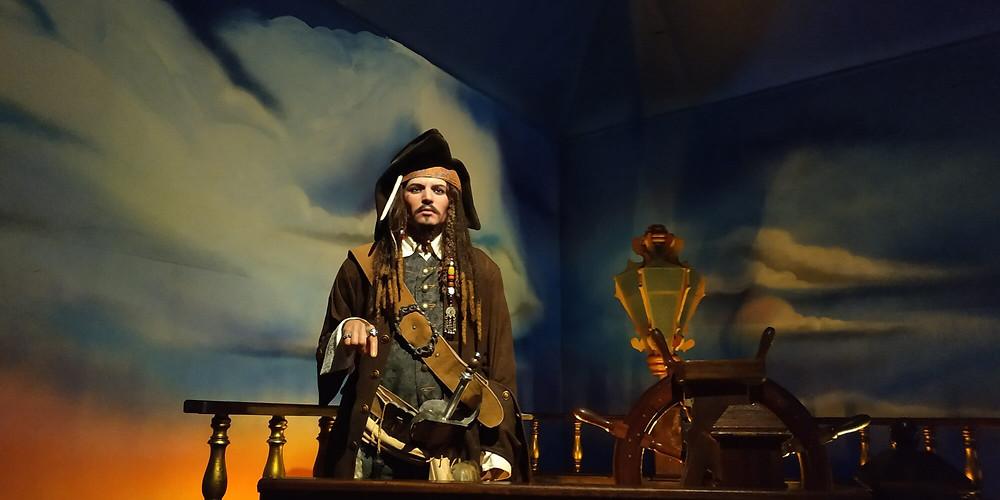 Museu de cera, Gramado, Jack Sparrow