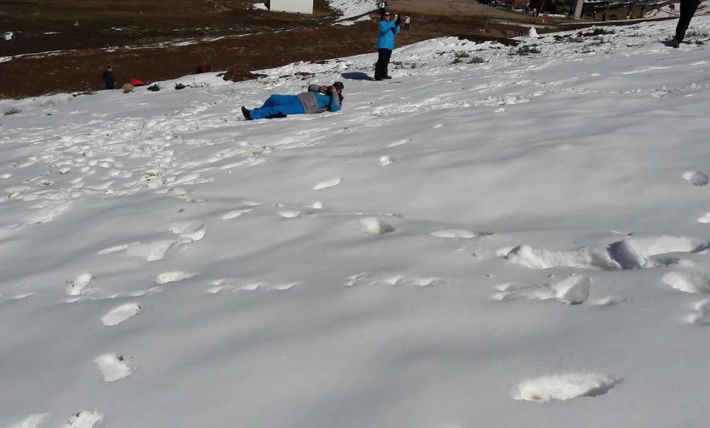 Neve - Farellones - Chile