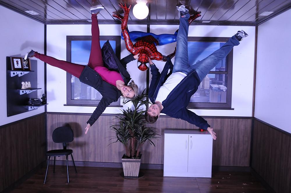 Museu de cera, Gramado, Homem Aranha