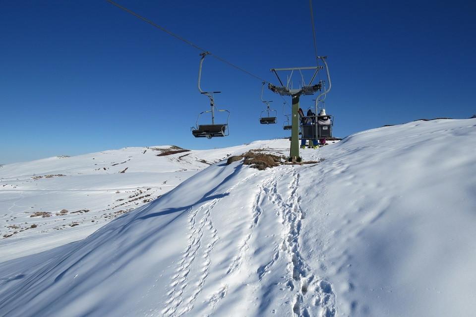 Teleférico - Farellones - Chile