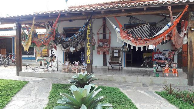 Loja de artesanato Relicário na Serra do Cipó  MG