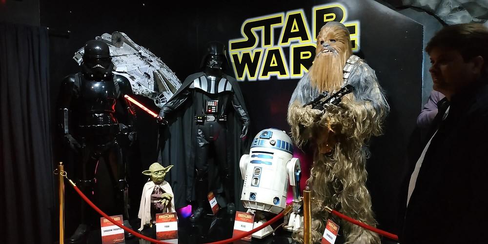 Museu de cera, Gramado, Star Wars