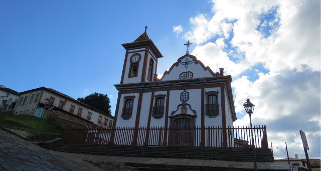 Igreja São Francisco Diamantina - MG