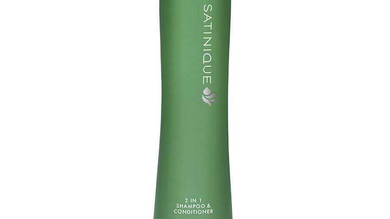 SATINIQUE 2 in 1 shampoo&conditioner for all hair types