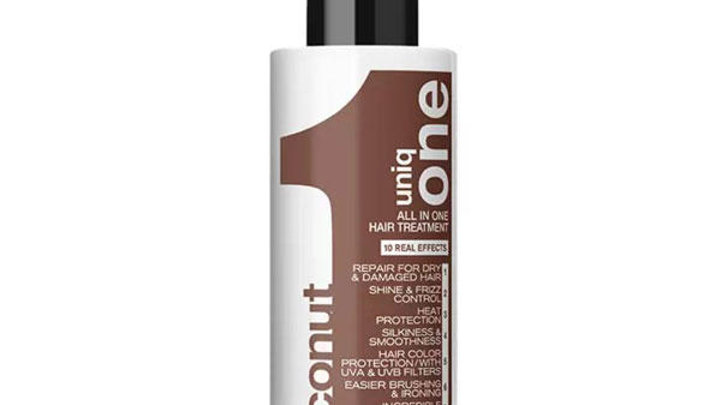 Revlon Uniq One coconut all in one hair treatment 5.1oz