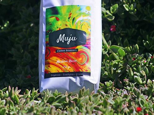 Café Muju Gourmet Tueste medio de 250 gr.
