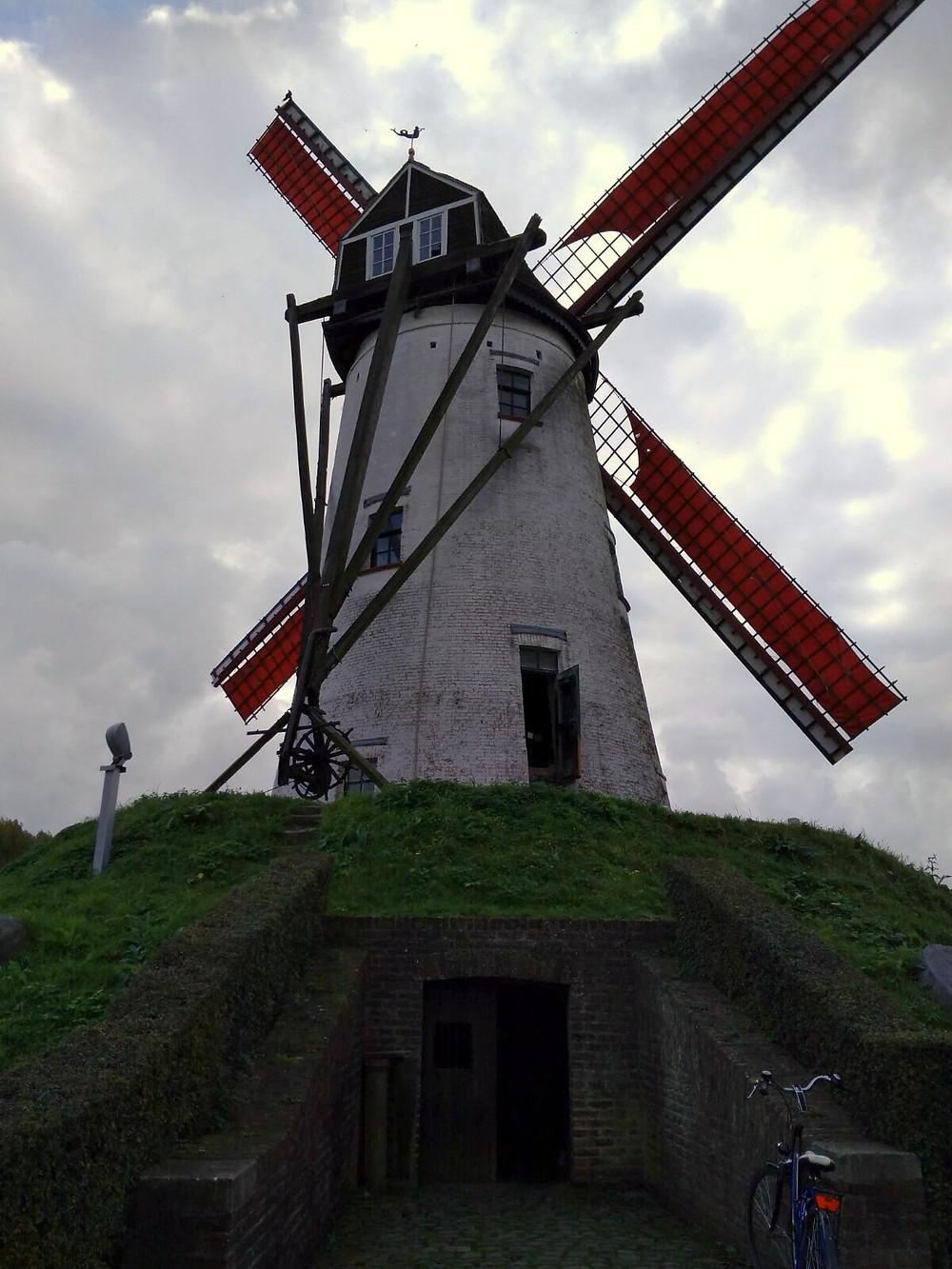 Belgium- bicycles, windmills and multilingualism