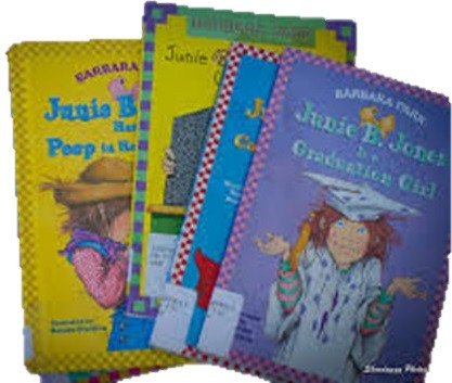 Junie B Jones series are enjoyable and funny for all ages