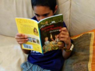 Dear Gaila - Getting my child to read