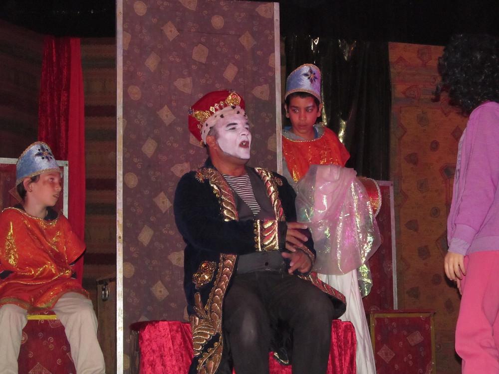 Ofer Goren the mime