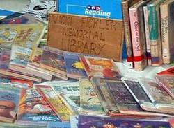 The Vicky Fickler Memorial Library