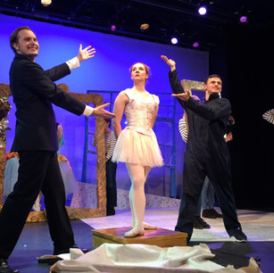 The Little Dancer at Theater 71