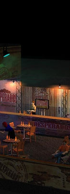 Desperados Warehouse Visualisation