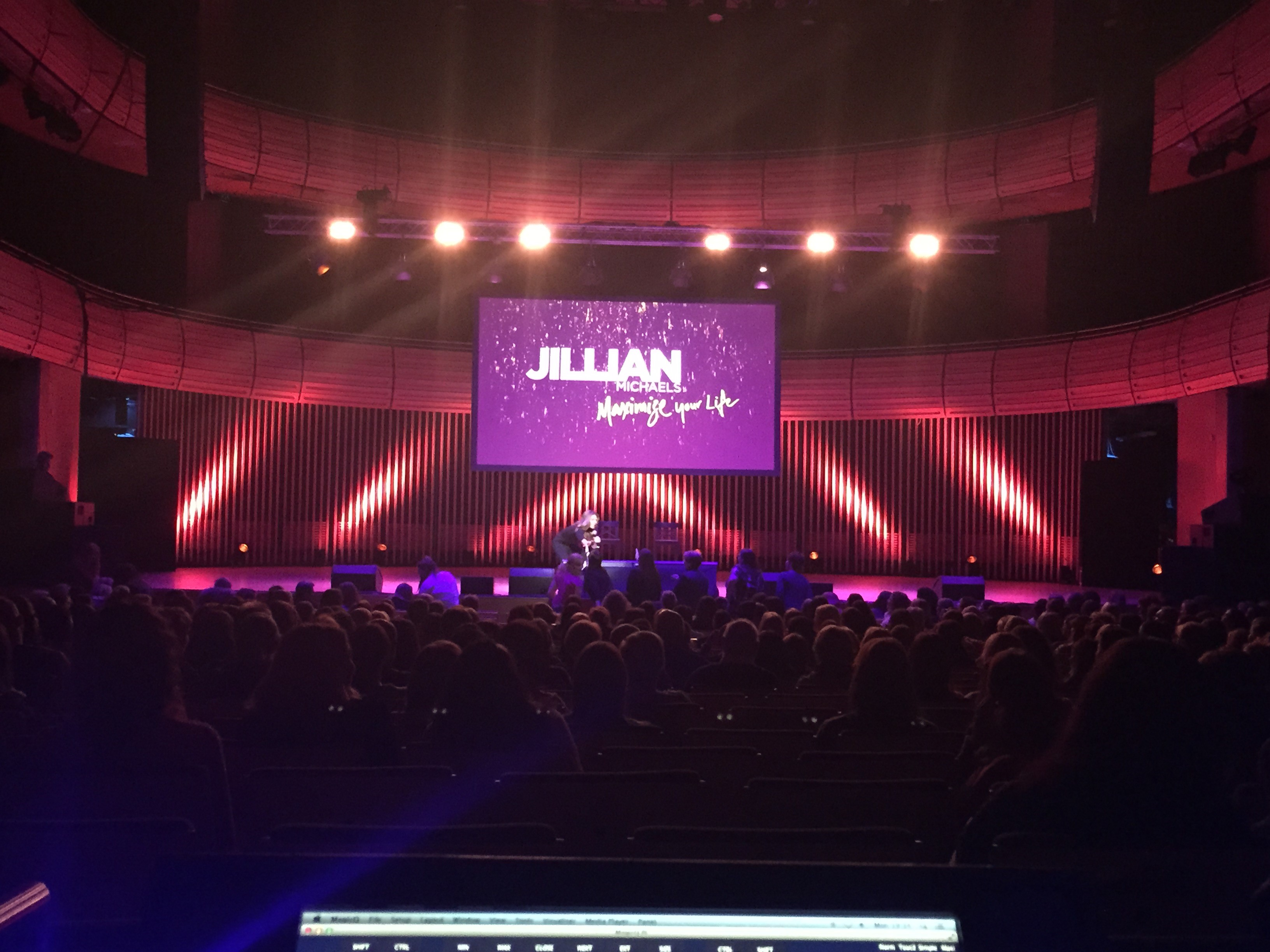The Jillian Michaels Tour