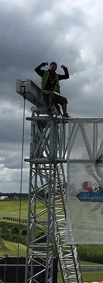 Carfest PA Towers