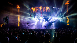 The Park Stage
